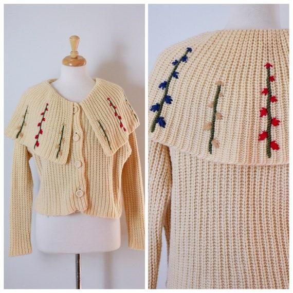 Vintage 50s Sweater