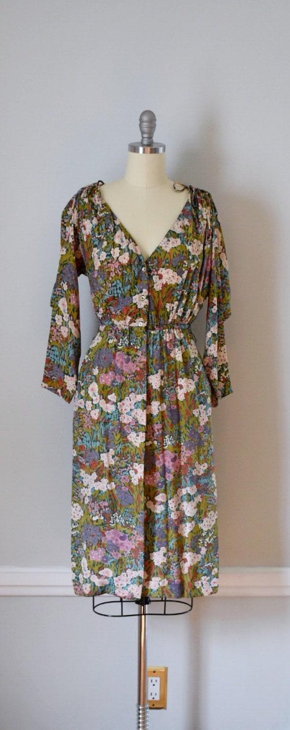 Vintage 70s 80s Dress - image 3