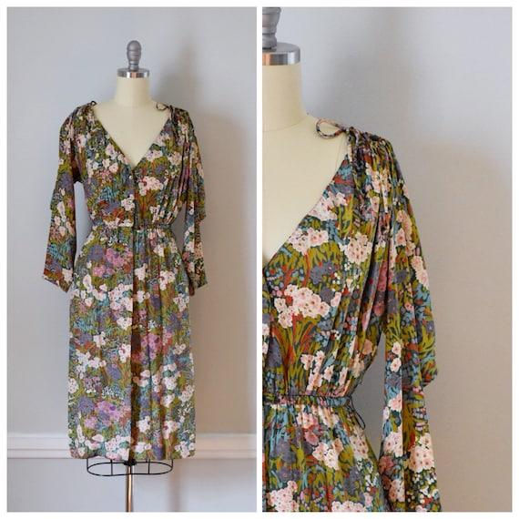 Vintage 70s 80s Dress - image 1