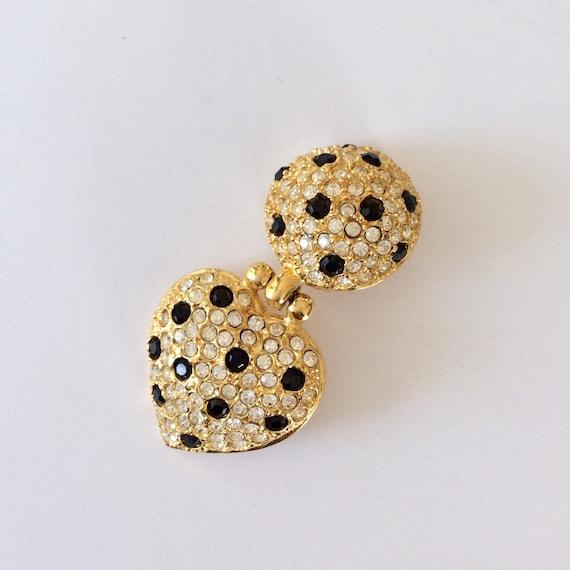 Vintage Joan Rivers Earrings - image 6