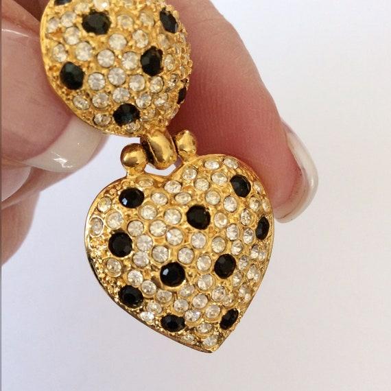 Vintage Joan Rivers Earrings - image 10