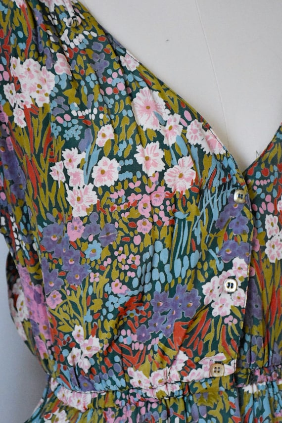 Vintage 70s 80s Dress - image 7
