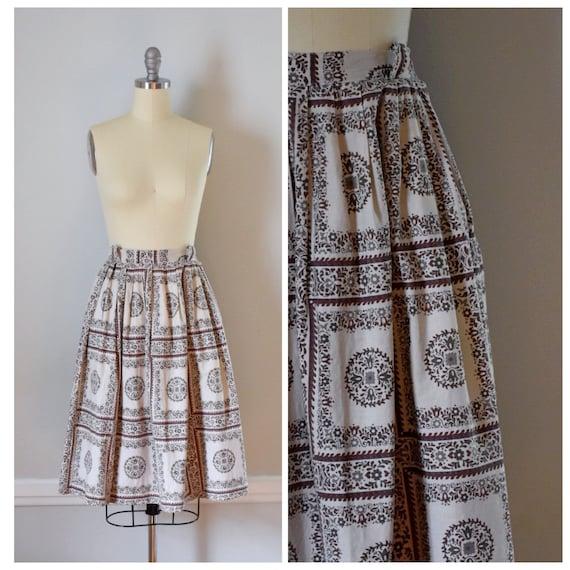 Vintage 50s Skirt