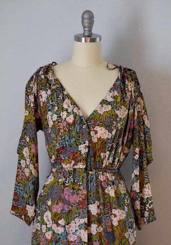Vintage 70s 80s Dress - image 8