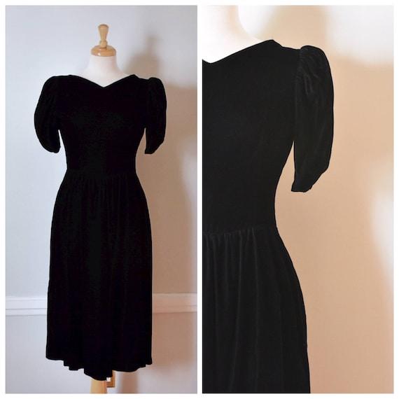 Vintage 80s Lanz Dress