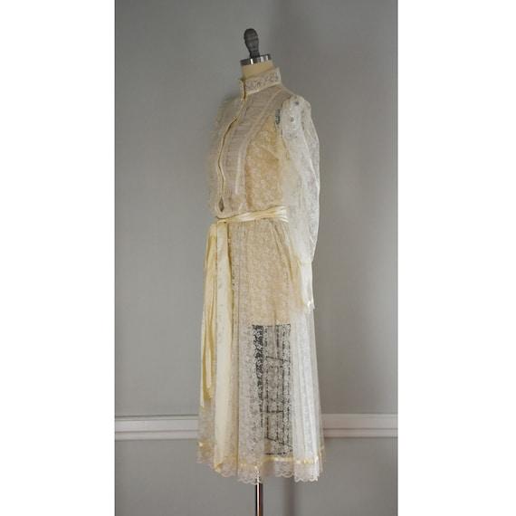 Vintage Lace Gunne Sax Dress - image 5