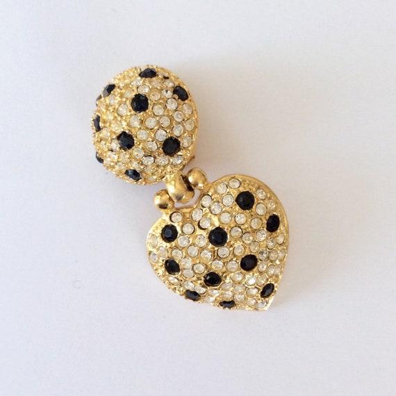 Vintage Joan Rivers Earrings - image 5