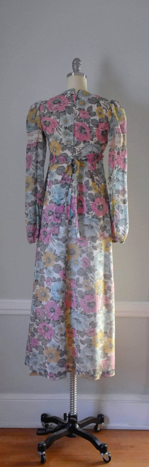 Vintage 70s Prairie Dress - image 6