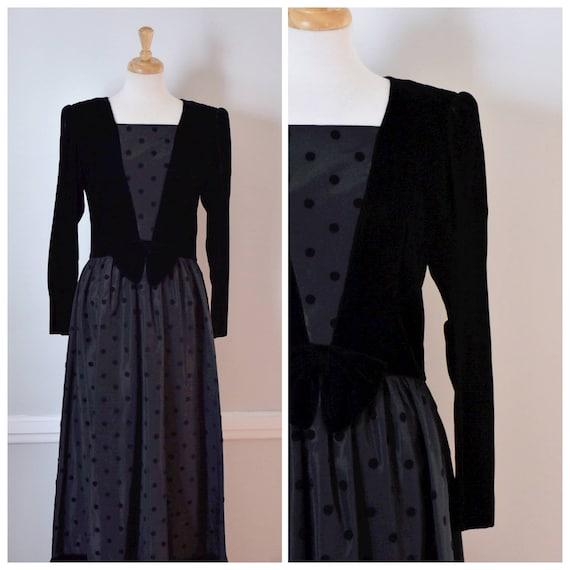 Vintage 70s Lanz Originals Dress