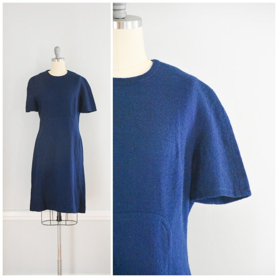 Vintage 60s Sheath Dress