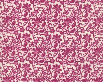 Spellbound Wander in Mystical Plum Vanilla Sky,  Urban Chiks, 100% Cotton, Moda Fabrics, 31114 14