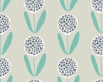 Curiosities Candied Lollies in Mint, Jeni Baker, Art Gallery Fabrics, 100% Premium Cotton Fabric, CUR-29139