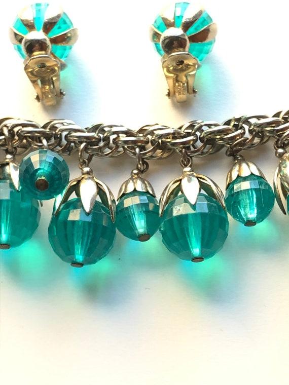 Napier Demi-Earrings and Bracelet