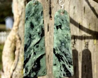 Washington Jade Earrings