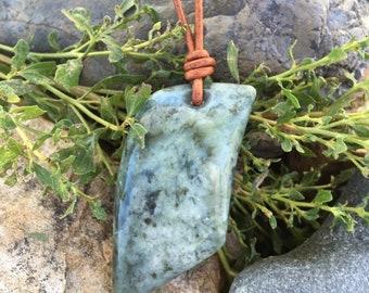 Washington Jade Necklace