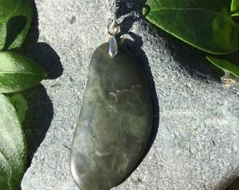 Big Sur Jade Necklace
