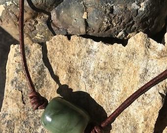 Stone Bead Necklaces