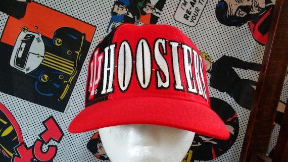 Indiana Hoosiers Snapback Hat Starter vintage 90 s spell  b79688f5efb