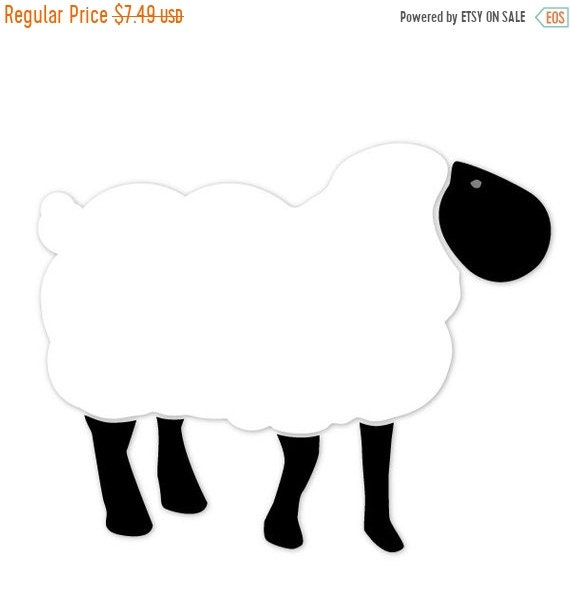 Verkauf Heute Schafe Wand Schablone Für Malerei Kinder Oder Etsy