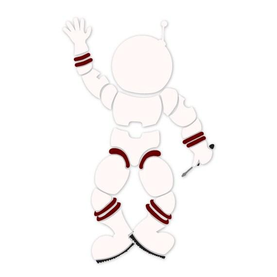 Astronaut Kindergaudi
