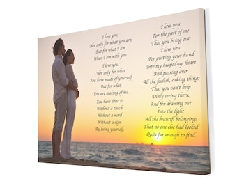 Your Custom Photo with Text on Canvas, Matte and Photo Paper Printed to Fit Your Exact Specifications! See Description for Details.