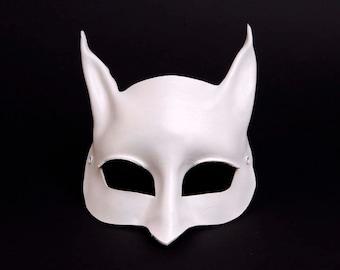 Catwoman White Mask, Catwoman White mask, Batgirl mask, Batgirl mask, heroin mask, Heroin mask, slub mask, cat mask