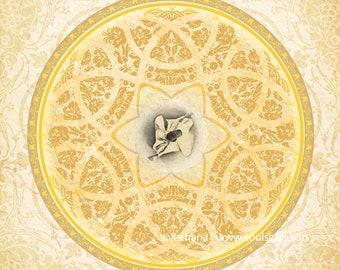 Cosmic Whirl Mandala