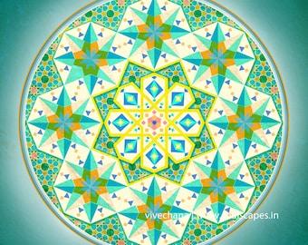 Star Light Mandala
