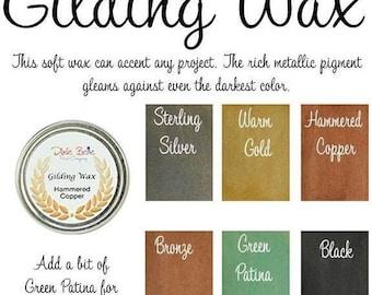 Gilding Wax - Soft Accent Wax