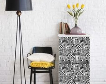 Furniture Decal - Zebra Transfer by ReDesign with Prima