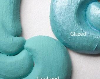 Sapphire Pearl Glaze
