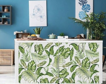 Furniture Decal - TROPICAL PARADISE Transfer by ReDesign with Prima