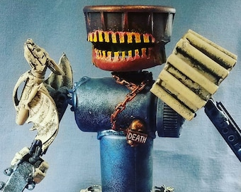 Deluxe assemblage judge death