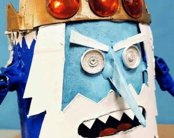 assemblage robot ice king