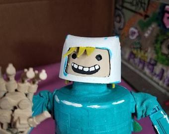 Assemblage valerobot Adventurer mk 7