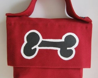 My Dog Toot Poop Purse, Morty