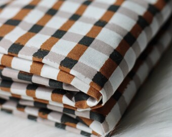 Woodland Mini Crib Bedding / Mini Crib Sheets Woodland, Woodland Animals Crib Bedding, Mini Crib Sheets Boy, Plaid Crib Sheet
