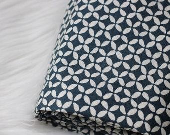 Modern Crib Sheets / Deep Blue / Crib Sheets Blue, Fitted Crib Sheets, Blue Baby Bedding, Mini Crib Bedding, Mini Crib Sheets