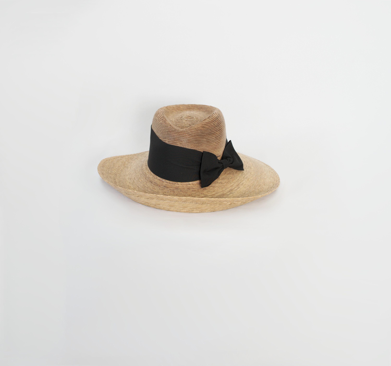 Wide Brim Straw Hat   Gardener Hat   Mexican Straw Hat    f745c1c6f8b