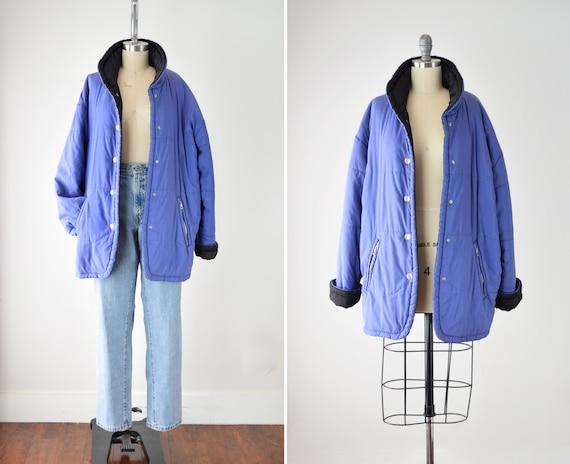 Bill Blass Oversize Puffer Jacket Sm / 90s Puffer