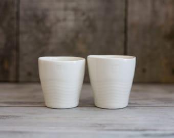 Set of espresso cup / Ensemble de tasses à espresso