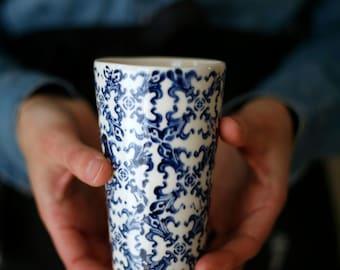 Café du matin/ Coffee in the morning mug