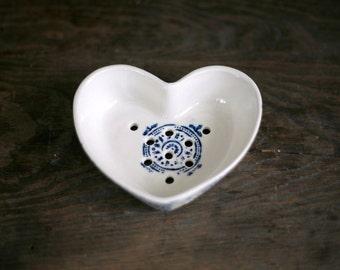 Coeur à la crème - heart mold - moule en forme de coeur