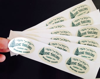 Stickers, custom stickers, Qty. 25, sticker printing, shaped stickers, vinyl decals, bumper stckers