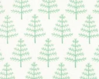 Into The Woods, by Lella Boutique, Cloud Garden Trees, 5003 11, Moda Fabrics, Sold by the Half Yd