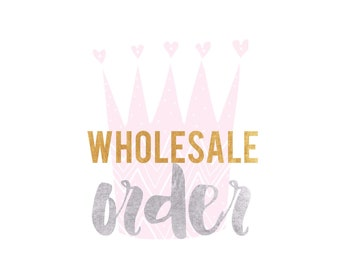 WHOLESALE for Chen
