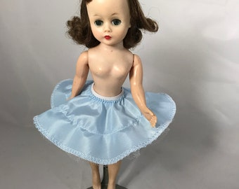 "Yellow petticoat slip for 16"" Elise Madame Alexander doll Lt"