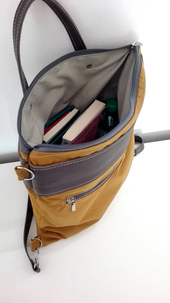 8cb29bbea8 Canvas backpack backpack in canvas city backpack canvas and