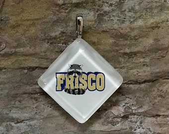 FRISCO Glass Pendant - You Pick the design you want
