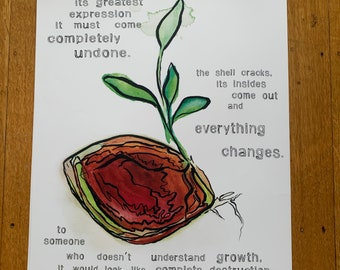 Transformation by way of Seed